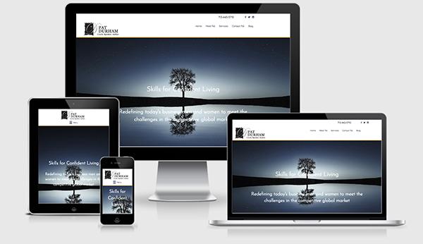 ThePatDurham.com website