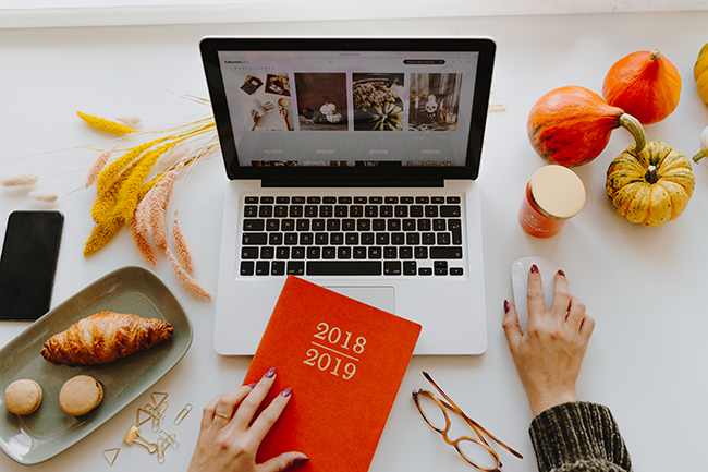 Year End Planning should include your website